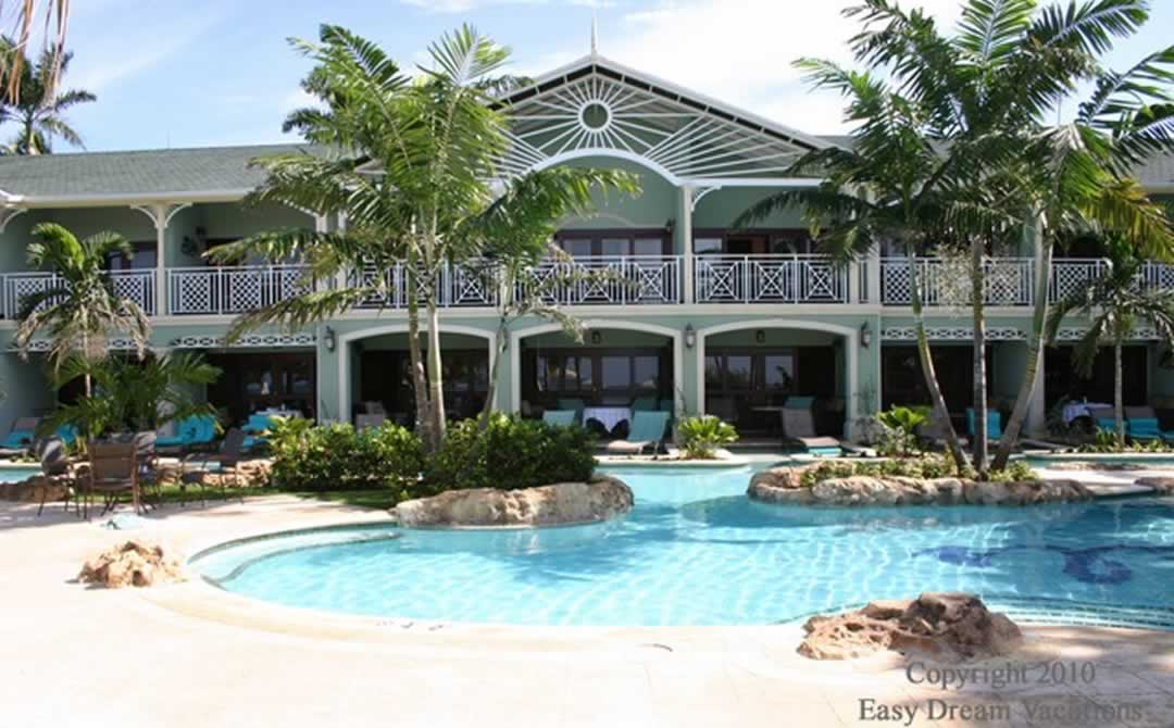 Easy Dream Vacations at Sandals Negril